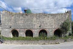 Grange Mill limekilns