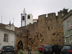 Castle and Church of Holy Mary.