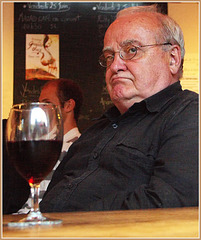 ... in vino veritas ...!