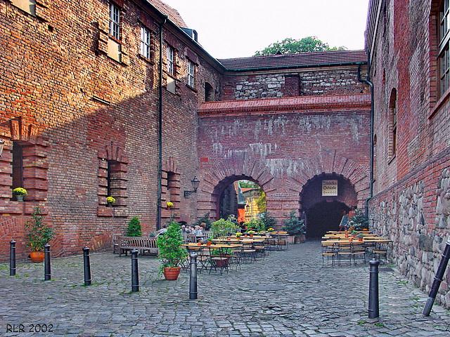 Berlin, Festung Spandau