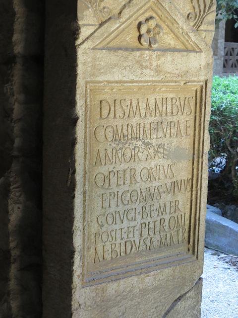 Musée archéologique de Split : IlJug III, 2619.