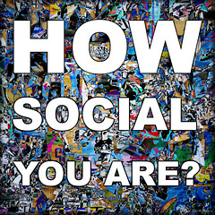 How social you are?
