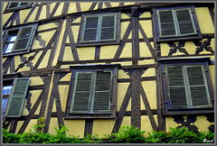 Maison de Riquewhir - Ht Rhin