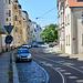 Leipzig 2019 – Große Leipzig-Stadtrundfahrt mit der Straßenbahn – Turning into the Menckestraße