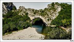 Le charme de l'Ardèche...