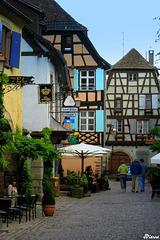 Maisons de Riquewhir - Ht Rhin