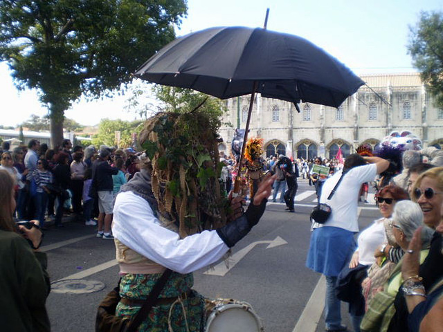 Carnival of the Schist Villages.