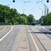 Leipzig 2019 – Große Leipzig-Stadtrundfahrt mit der Straßenbahn – Driving on the Richard-Lehman-Straße