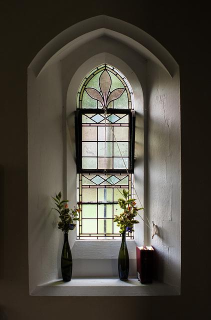 Sept 08: Markyate window