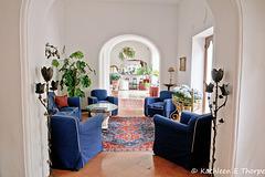 Villa Poseidon -  hotel sitting area  - 051914