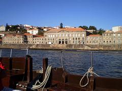 Former Customs of Porto.