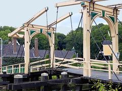 Zugbrücke...