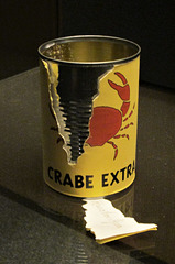 The Crab with the Golden Claws. Musee Herge.