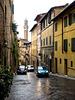 Siena after the rain, Toscana