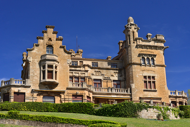 Palacio de Arriluze