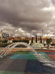 Parque de Santander, Madrid