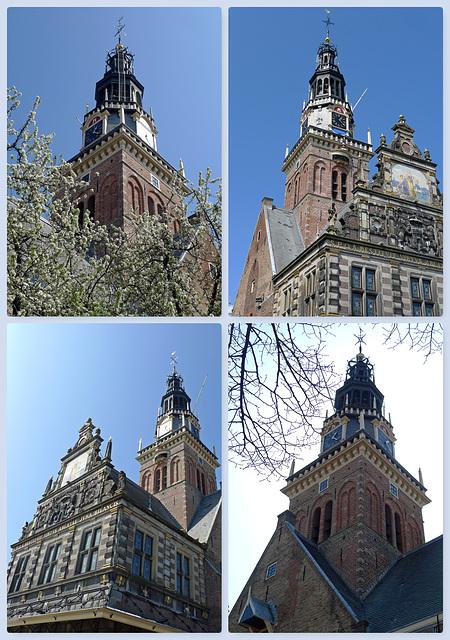 Nederland - Alkmaar, Waagtoren