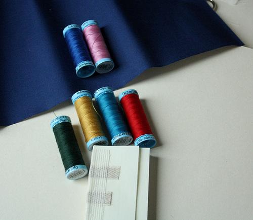 choosing covering fabric and headbands silk kleiner