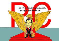 xi jinping, 1ère Monarchie communiste