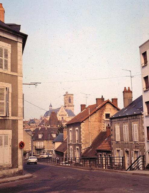 Nevers (58) 9 mai 1976.