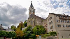 St.Johann Kirche Laufenburg Schweiz