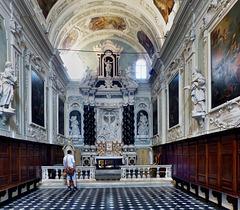 Ventimiglia - Oratorio dei Neri