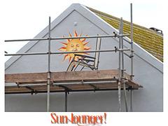 Sun lounger - Seaford 20 8 2021
