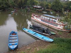 Boats kebab / Brochette d'embarcations