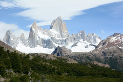 Argentina, Gradually Approaching the Fitz Roy