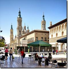 Plaza del Pilar - Zaragoza