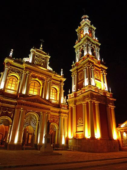 Argentina - Salta, Iglesia San Francisco