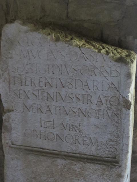 Musée archéologique de Split : IlJug II, 654.
