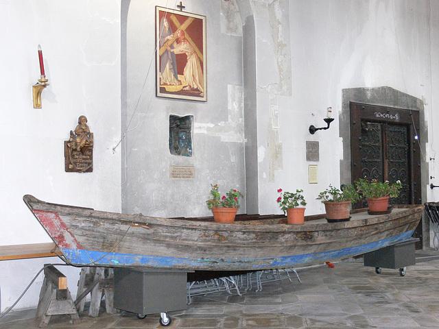 Ein Schiff das Kirche heißt