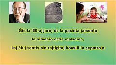 Renato Corsetti - Avantaĝoj de dulingvismo