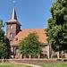 (6) Kirchen im Alten Land: Neuenfelde-St. Pankratius (6 x PiP)