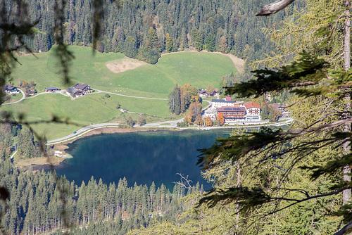 H.A.N.W.E. at Hintersee (Bavaria)