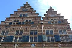 Nederland - Naarden, stadhuis
