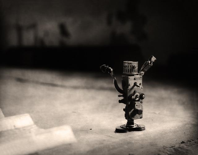 The Gladiator. (a light study)