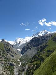 Près du Schwarzsee (Zermatt)