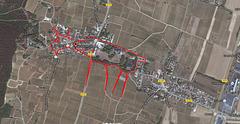 le parcours de la chèvre ...4 kms