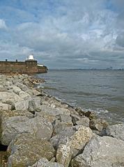 Weather photo.New Brighton