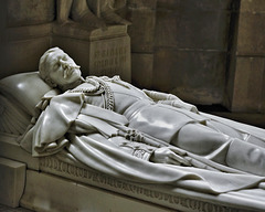Imperial Slumber – Lord Kitchener's Memorial, St Paul's Cathedral, Ludgate Hill, London, England