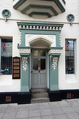 Doorway, London Road, Lowestoft