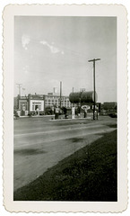 Merit Gas Station and Dixie Cup Factory, Easton, Pa.