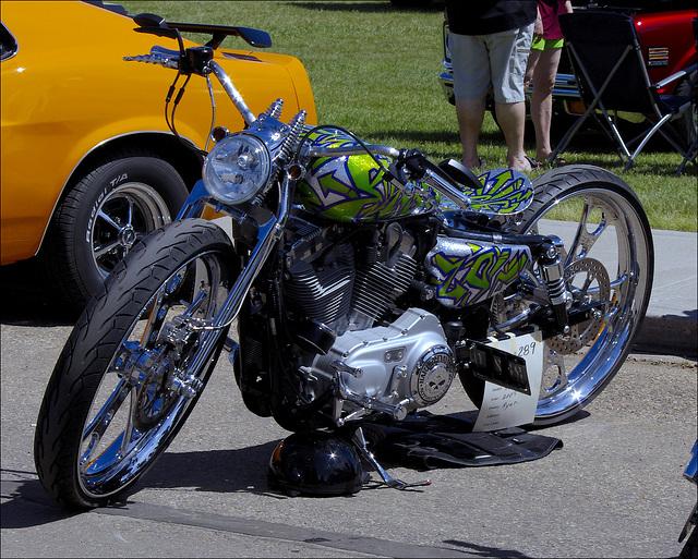 Harley-Davidson 04 [2008]