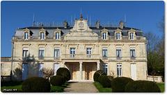 Château de TAYAC (33 Gironde)