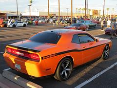 Dodge Challenger Shaker R/T