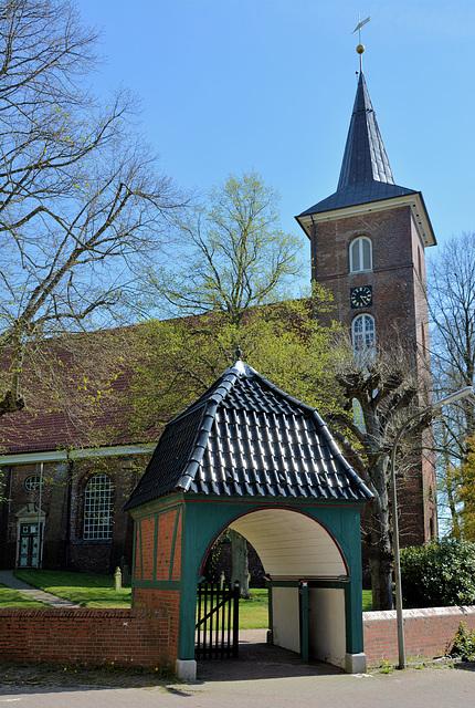 Kirche St.Pankratius in Neuenfelde