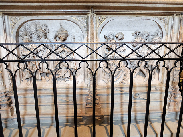 Kaisergrab im Bamberger Dom - HFF