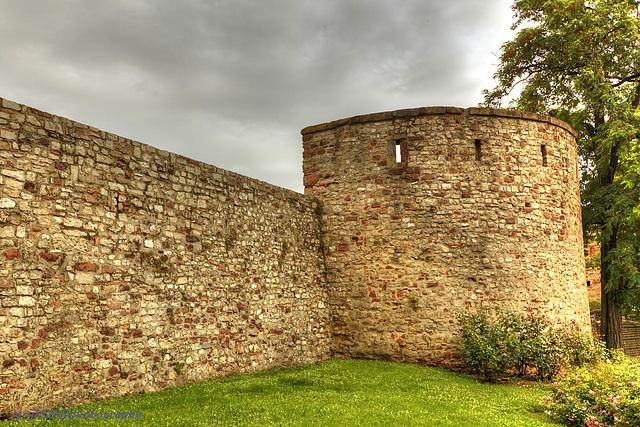 Festungswall